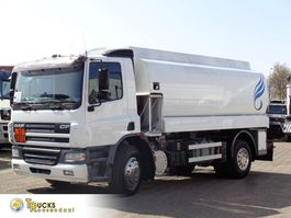tank truck DAF CF Manual + 15000 L + 5 comp 2004
