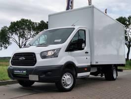 closed lcv Ford 2.0 bakwagen + laadklep 2019