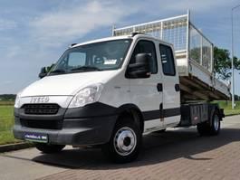 Kipper < 7.5 Tonnen Iveco 70 C 15 dubbele cabine ki 2012