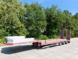 lowloader semi trailer Nooteboom MCOS-48-03 2014