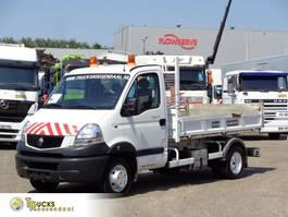 tipper truck > 7.5 t Renault DXI + Manual + Kipper 2009