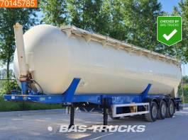 feed semi trailer Feldbinder KIP 63.3 NL-Trailer / 63.000 Ltr / 1 / Kipanlage 2004