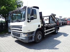 container truck DAF CF 75 4X2 2010