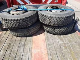 tyres truck part Michelin 315/80/22,5  4 stuks