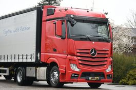 cab over engine Mercedes-Benz ACTROS 1842 /1942 EURO 6!! 600DKM!! 2012