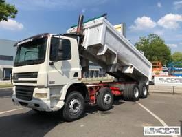 tipper truck > 7.5 t DAF CF 85 Full steel - Manual - Euro 3 - Airco 2003