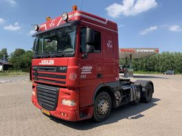 cab over engine DAF XF 105 .410 FTP SC 6x2 (small engine damage) 2012 2012