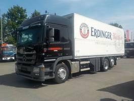 other trucks Mercedes-Benz Actros L 6x2 BlueTec5 2541 2544 2012