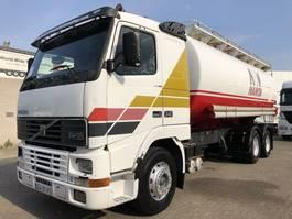 tank truck Volvo FH12 340 + MANUAL + FULL BLATT/SPRING + 10 TIRES + 6X2 + EURO 1 1995