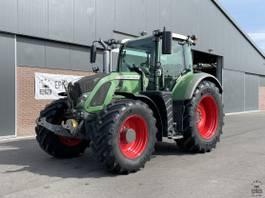 farm tractor Fendt 724 Vario ProfiPlus 2013