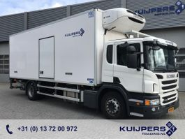 refrigerated truck Scania Koelwagen / Thermo King T800R / Dhollandia Laadklep 2016