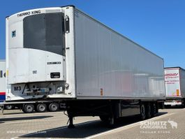 refrigerated semi trailer Schmitz Cargobull Vries Vleeshangwerk 2015