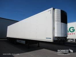 refrigerated semi trailer Krone Auflieger Tiefkühler Standard Hydr. laadklep 2018