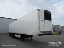 refrigerated semi trailer Krone Auflieger Tiefkühler Standard Hydr. laadklep 2019