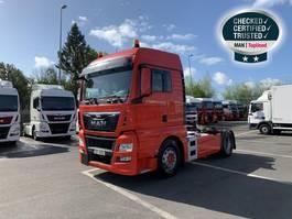 cab over engine MAN 18.440 4X2 BLS + PTO et installation Euro6 2016