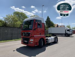 cab over engine MAN 18.480 4X2 BLS-Intarder -with PTO Euro6 ZV 2016