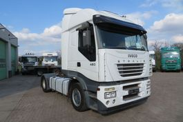 cab over engine Iveco Stralis 480 Cursor 13,  Manual gearbox, Airco,  Fridge 2007