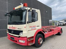 container truck Mercedes-Benz Atego 1624 2010