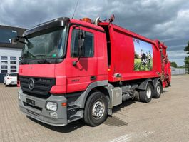 garbage truck Mercedes-Benz Actros 2532 6x2-4 2008
