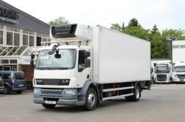refrigerated truck DAF 55.300 Carrier Supra 1000/Strom/Rolltor/LBW 2012