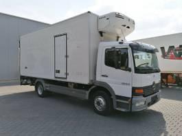 refrigerated truck Mercedes-Benz Atego Kühlkoffer- Klima- LBW- Luft 2004