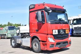 hazardous materials tractorhead Mercedes-Benz Actros 1843 E6 ADR FL/AT Hydraulik Retarder 2015