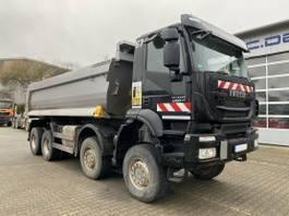 other trucks Iveco Trakker AD410TW 8x8 Euro 6 Muldenkipper TOP! 2017