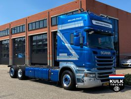 chassis cab truck Scania 6X2 / Full Air Chassis / EURO 6 2013