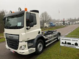 container truck DAF CF330 FA 2016