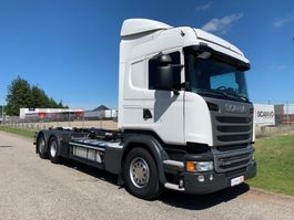 container truck Scania R410 LB 6X2*4 HNA 2015