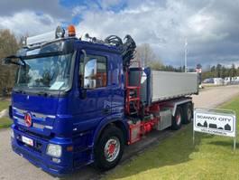 container truck Mercedes-Benz Actros 2544 L 2013