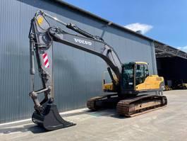 crawler excavator Volvo EC240C 2010