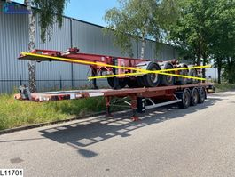 Container-Fahrgestell Auflieger Trailor Chassis 20/30/40 FT 1996