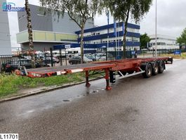 container chassis semi trailer Trailor Chassis 20/30/40 FT 1996