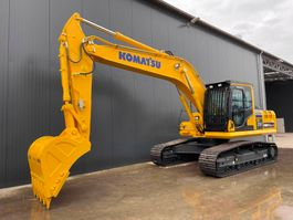 crawler excavator Komatsu PC210-10 2021