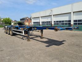 container chassis semi trailer FFR Container Chassis 40ft. / 30ft. / 20ft. 2007