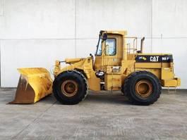 wheel loader Caterpillar 966F 1992