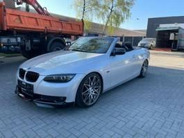 convertible car BMW 320i optical tuning, 19