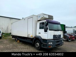 refrigerated truck MAN LE 14.220, Kühlkoffer, Termo-King 2003