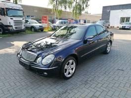 sedan car Mercedes-Benz 220 CDI Elegance, Autom., Euro4, Klima, Navi 2005