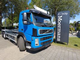 container truck Volvo FM 400 6x2 Hooklift 2008
