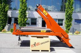 Construction truck part Hyva NG2012TA XL , NEW 2021 SKIPPER 12T , ready to assemble 2021