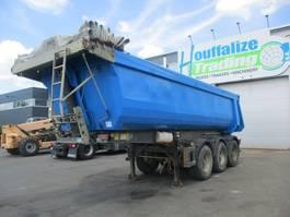 tipper semi trailer Schmitz Cargobull Gotha - SKI 24 2009