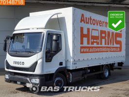 other trucks Iveco 80E190 4X2 Manual Ladebordwand Euro 6 2017