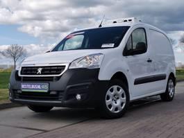 refrigerated van Peugeot 1.6 hdi frigo koelwagen 2017