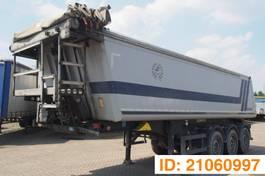 tipper semi trailer Schmitz Cargobull 33 cub in alu 2013