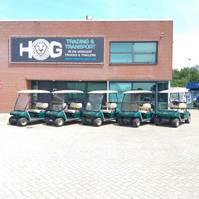Golfwagen Club-car DS benzine FLEETSALE!! 2012