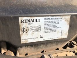 Engine truck part Renault DXi 11 460 EEV 2013