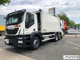 garbage truck Iveco AD260S330 German - Zoeller - Faun - Euro 6 - 20 units 2014