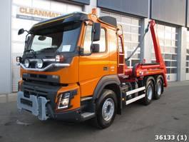 container truck Volvo 410 6x4 Euro 6 2015